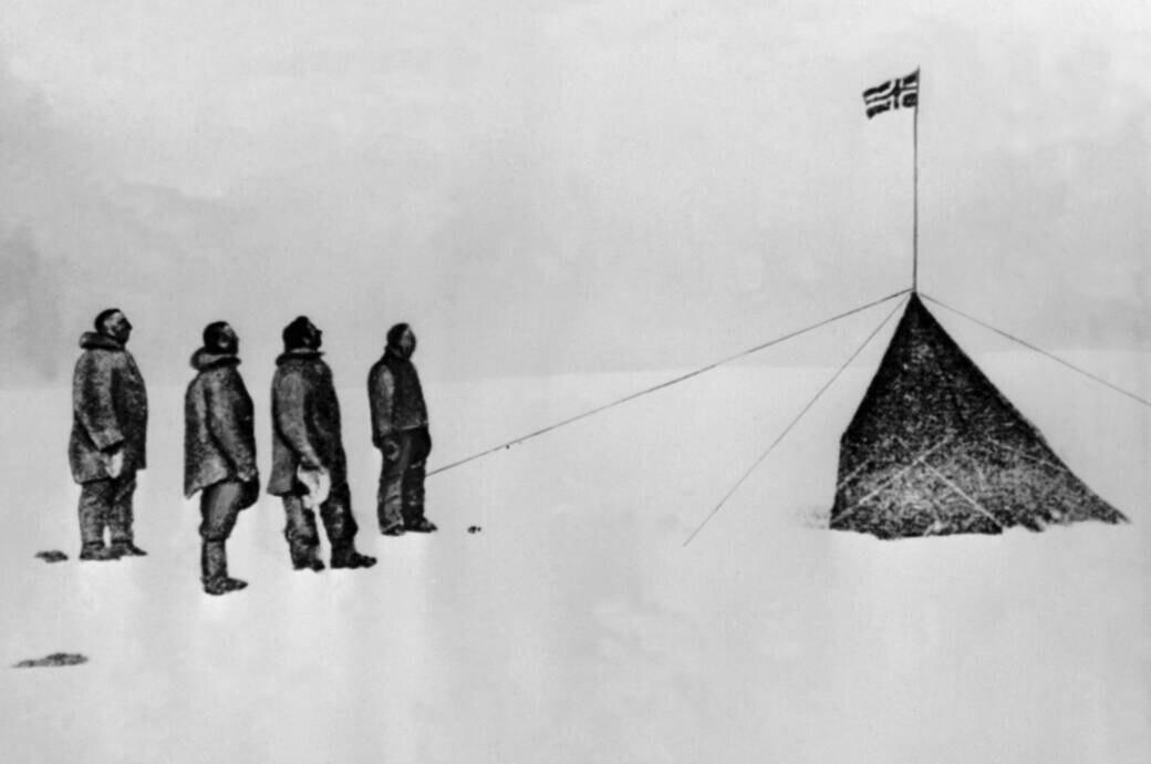 Amundsen gegen Scott – das tödliche Duell um den Südpol