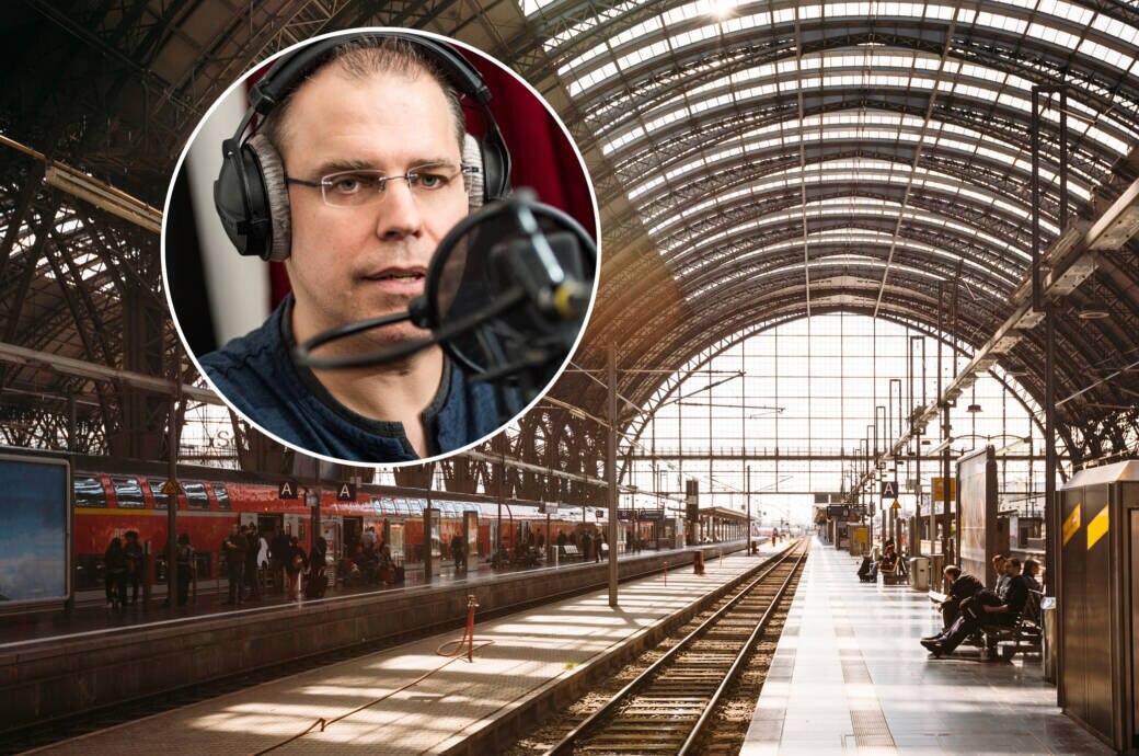 Heiko Grauel wurde im Rahmen eines Castings als neue Stimme für die Durchsagen in deutschen Bahnhöfen ausgewählt. 60 Stunden lang wurde Grauels Stimme aufgezeichnet. Bald wird sie an allen Bahnhöfen der Deutschen Bahn zu hören sein.