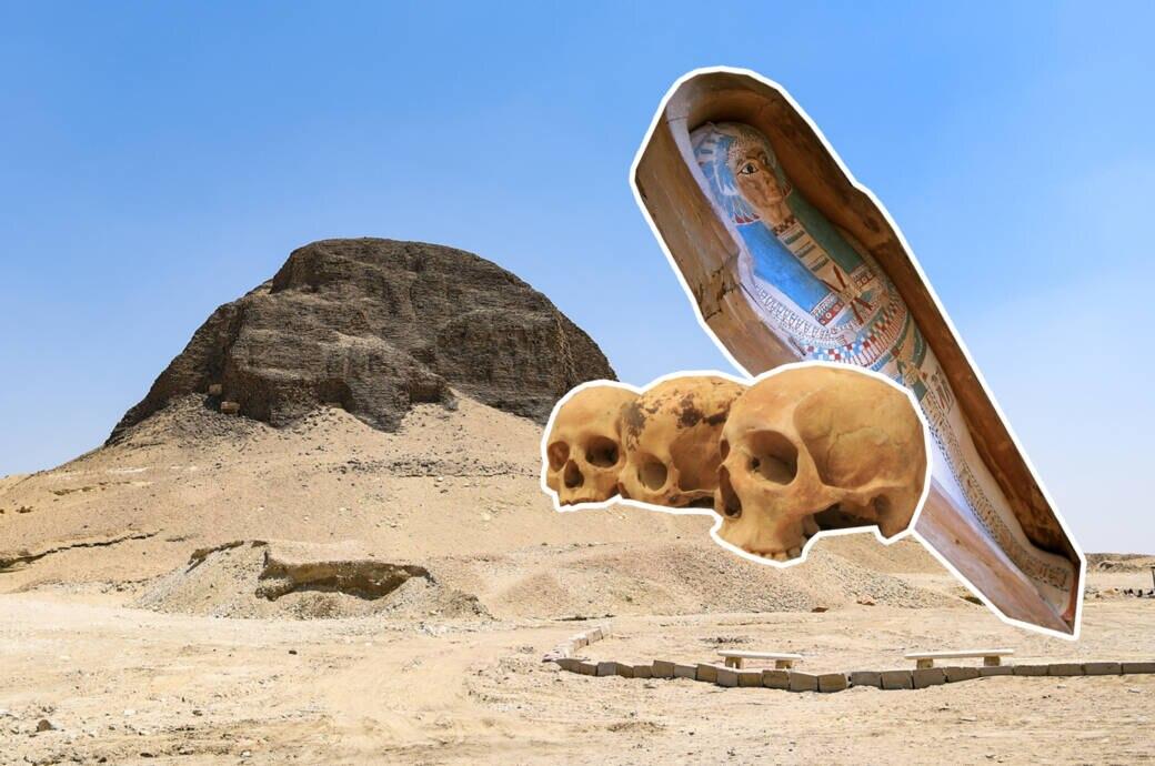 Lahun-Pyramide