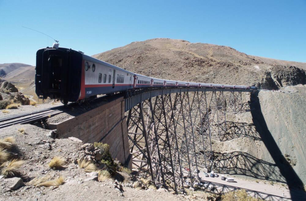 Tren a las Nubes, Argentinien