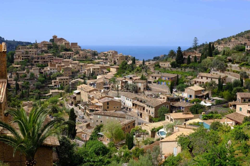 Auf Mallorca wird das Wasser knapp