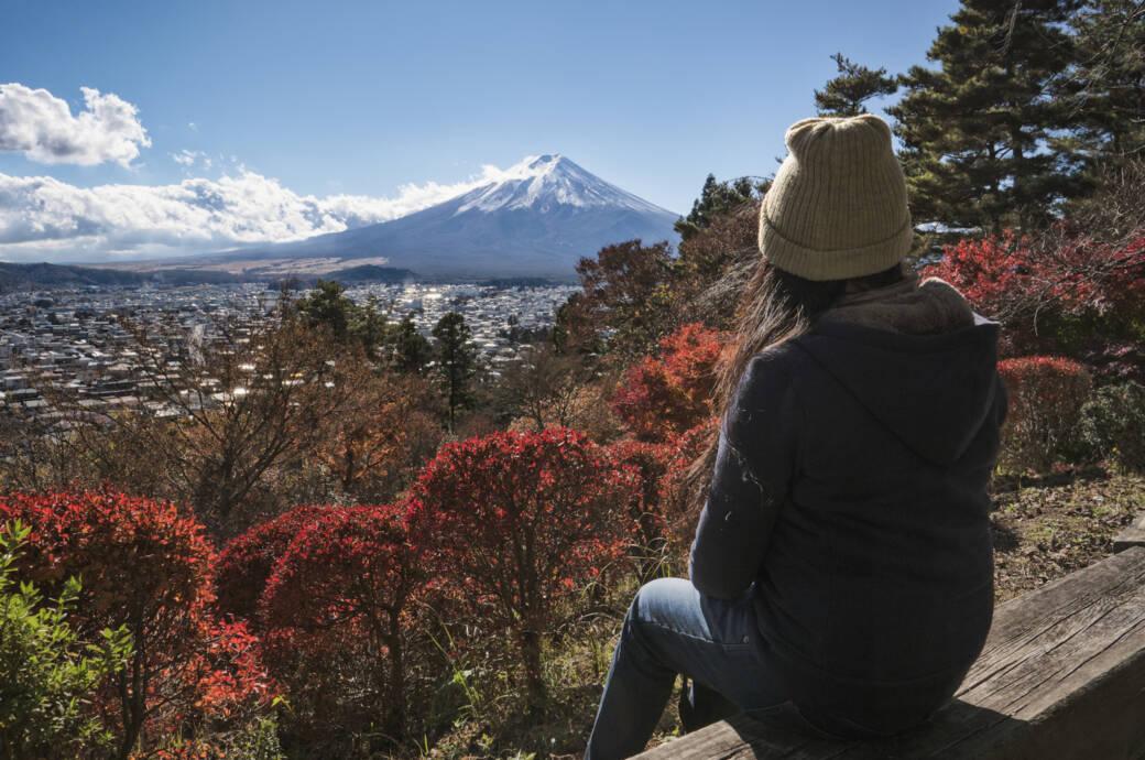 So teuer ist es, auf den Fuji zu wandern