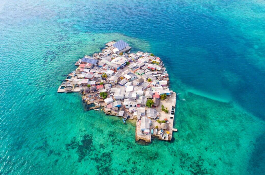 Abgelegenste Insel Der Welt
