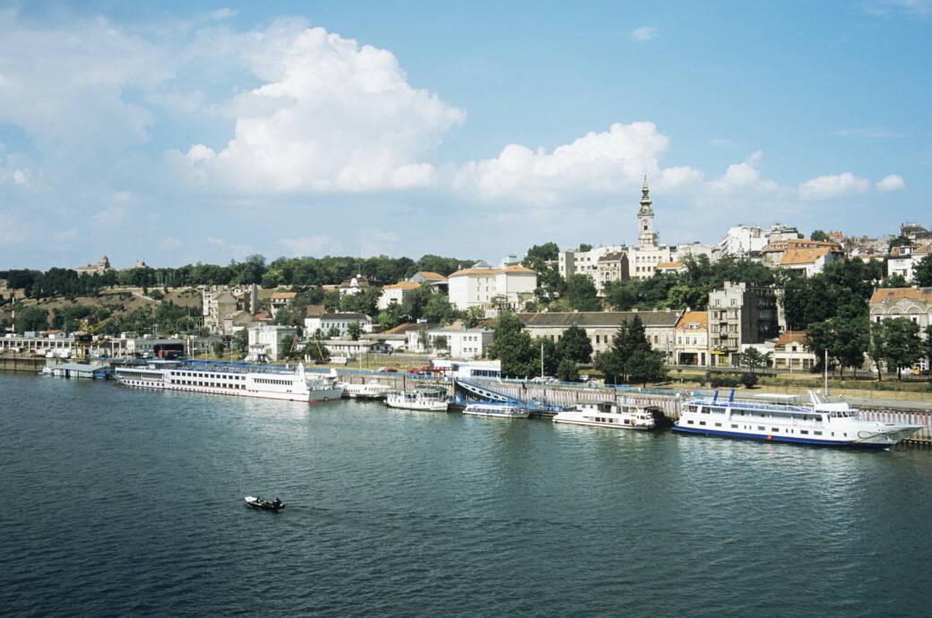 Belgrad, Donau