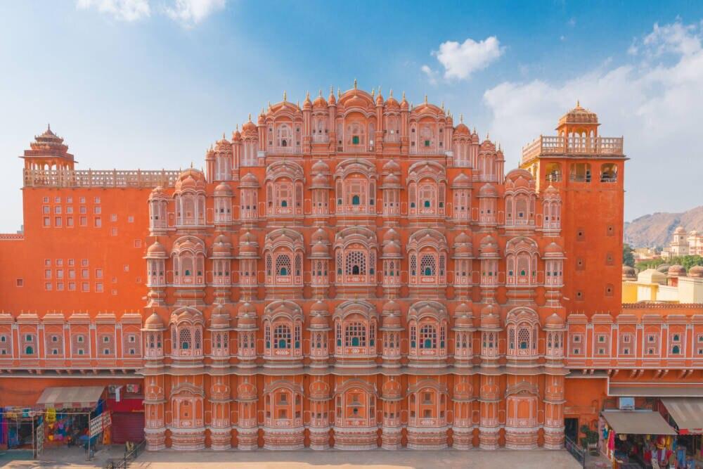 Hawa Mahal Palast, Jaipur