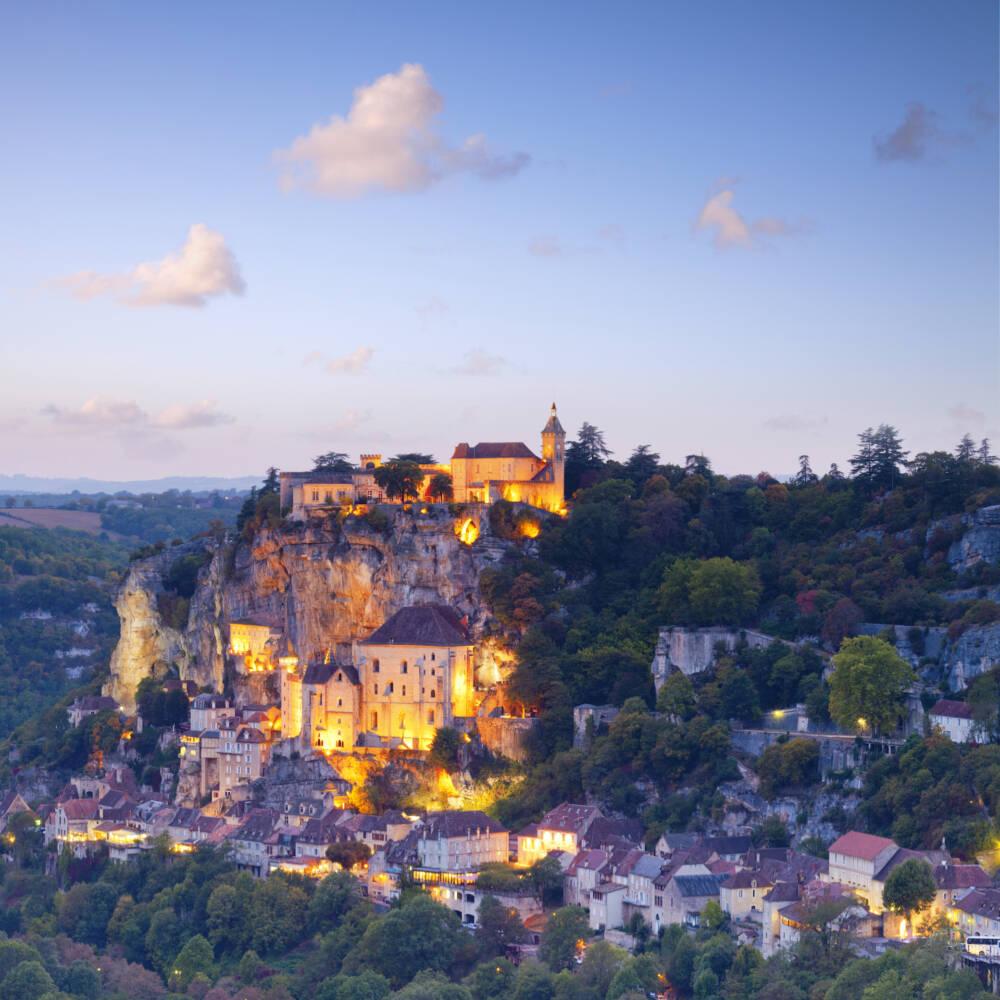 Rocamadour, Frankreich