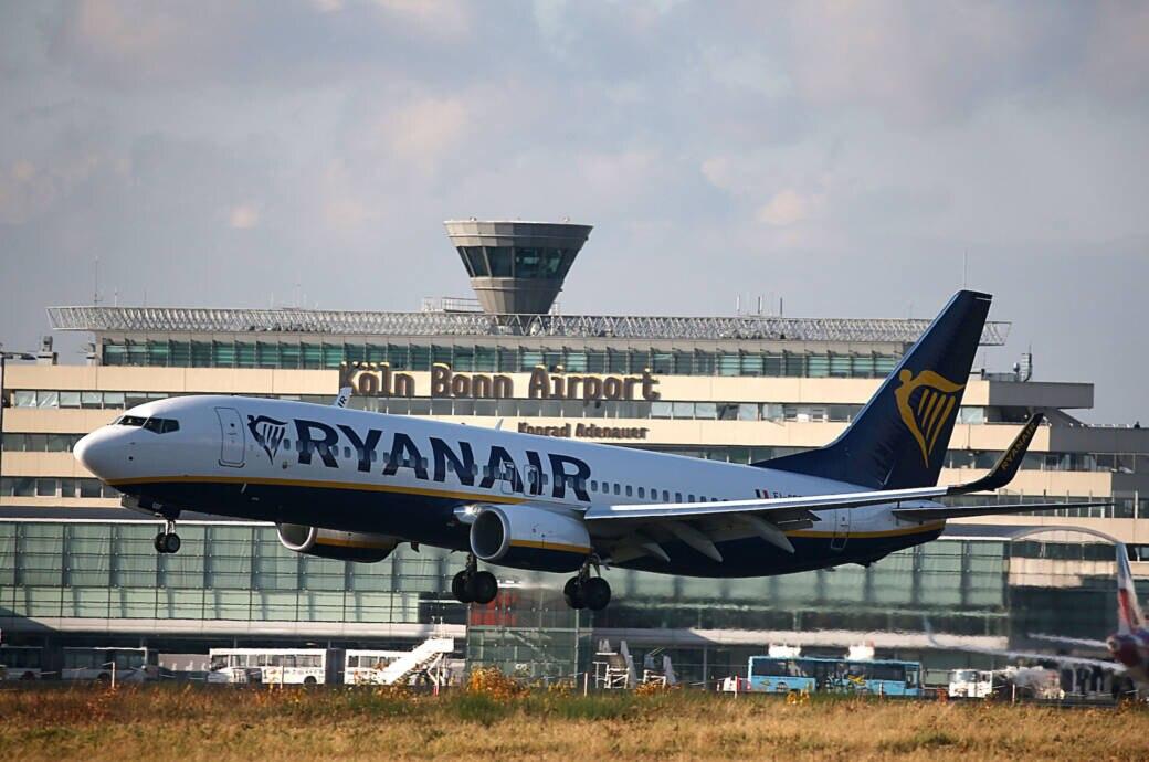 Ab dem kommenden Winter wird Ryanair die Strecke Köln/Bonn-Berlin nicht mehr anbieten