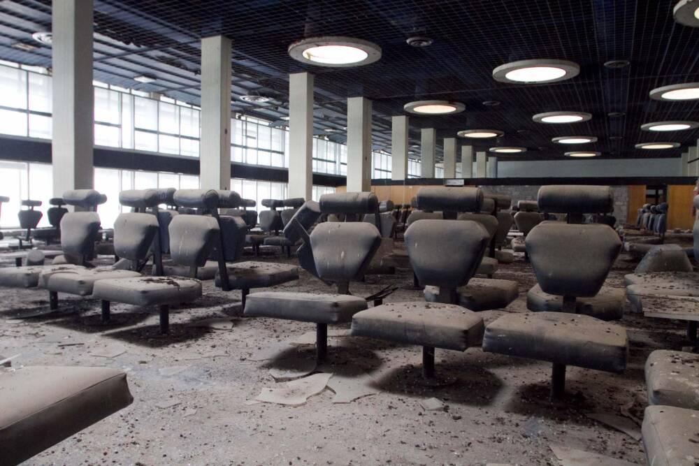 Verlassene Airports