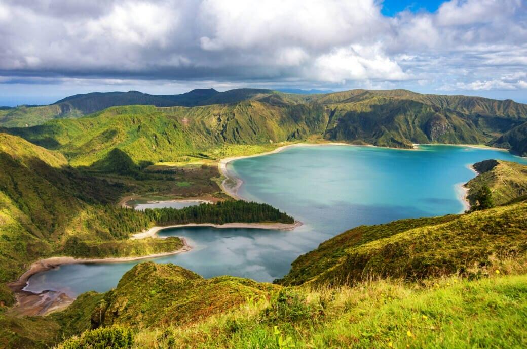 Azoreninsel São Miguel – ein einziges Naturwunder