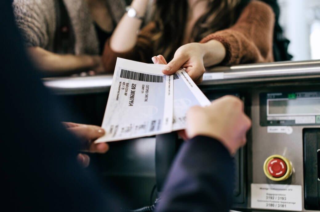 Wussten Sie, dass Sie Ihre Reise weiterverkaufen können?