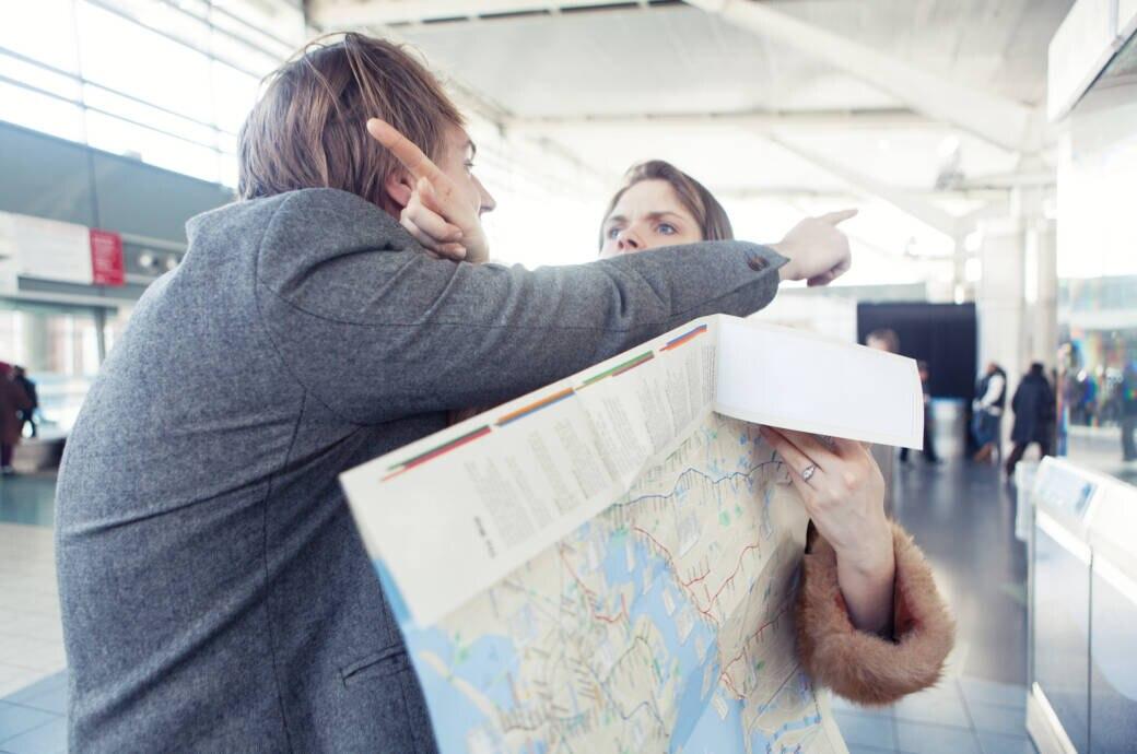 Streit im Urlaub! Die 6 Fallen für Paare – und wie man sie umgeht