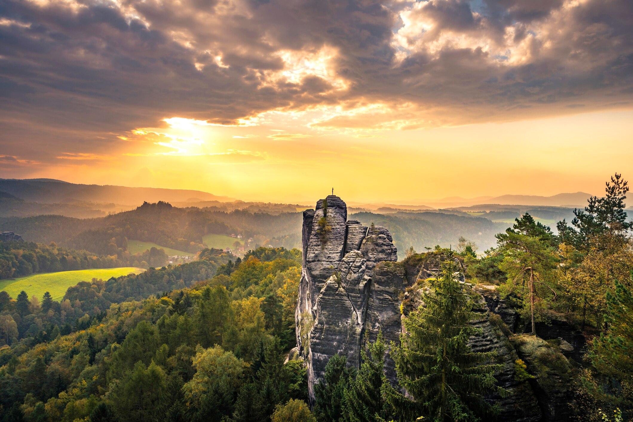 Wie viele dieser 17 Fragen über Deutschlands Naturwunder beantworten Sie richtig?