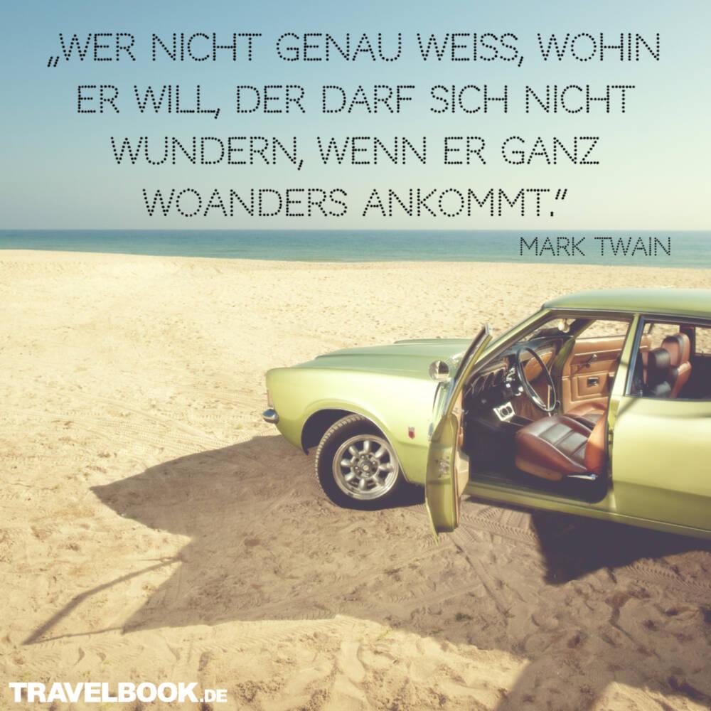 Die 101 Besten Sprüche Und Zitate Rund Ums Reisen Travelbook