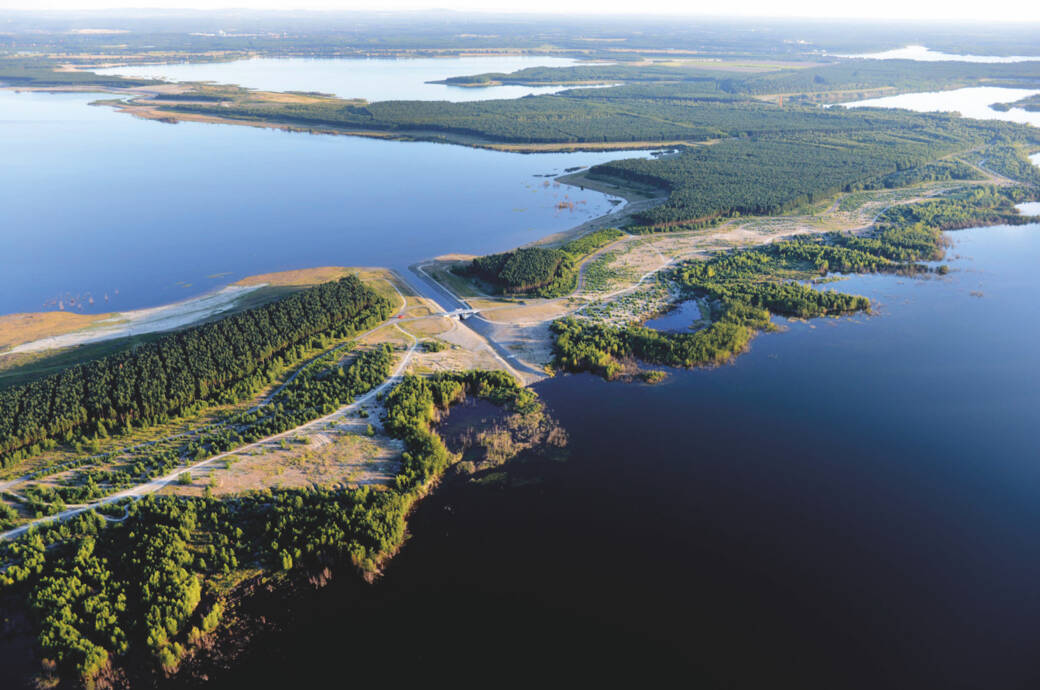 Lausitzer Seenplatte