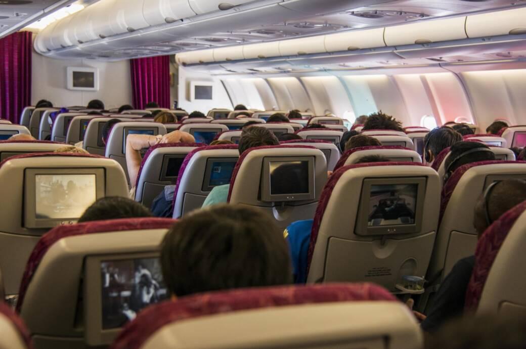 Bekomme ich Geld zurück, wenn ich im Flugzeug keine Filme sehen kann?