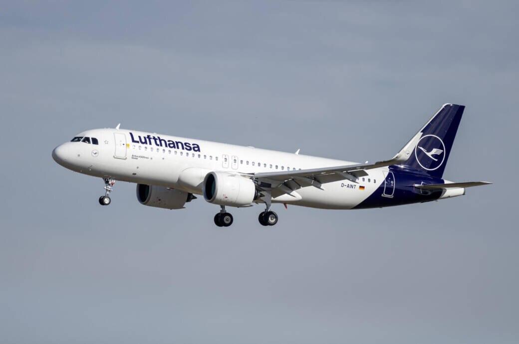 Bei Lufthansa darf im Airbus A320neo niemand mehr in der letzten Reihe sitzen