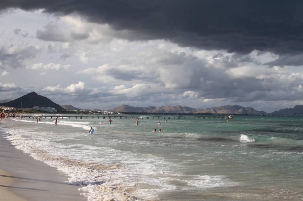 Mallorca - Bucht von Alcudia