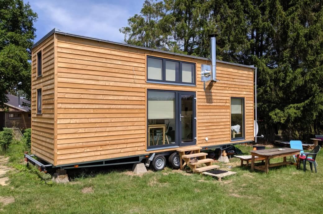 Wie fühlt es sich eigentlich an, in einem Tiny House Urlaub zu machen?