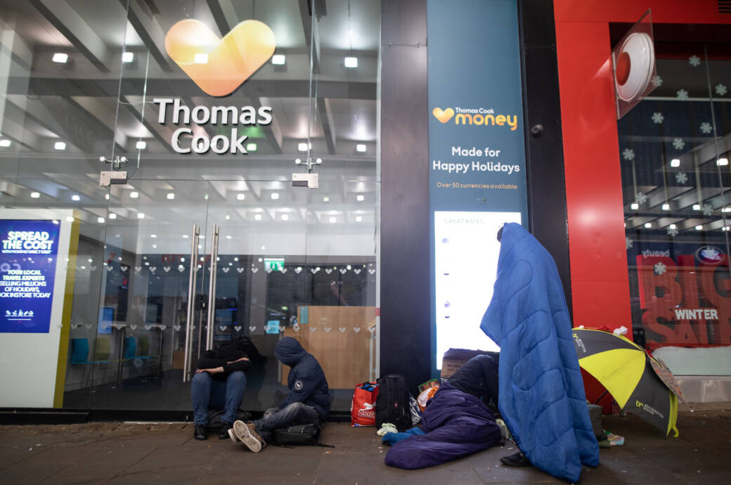 Thomas Cook droht Pleite! Sind am Wochenende 650.000 Urlauber betroffen?