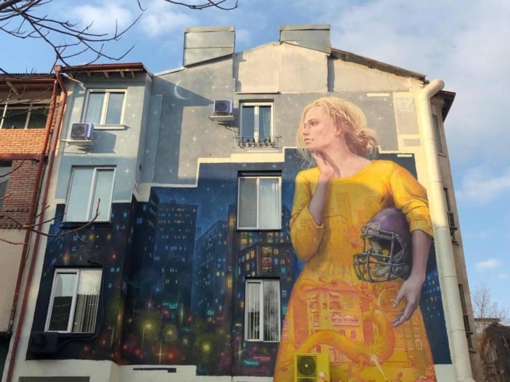 Graffiti-Kunst in Sofia