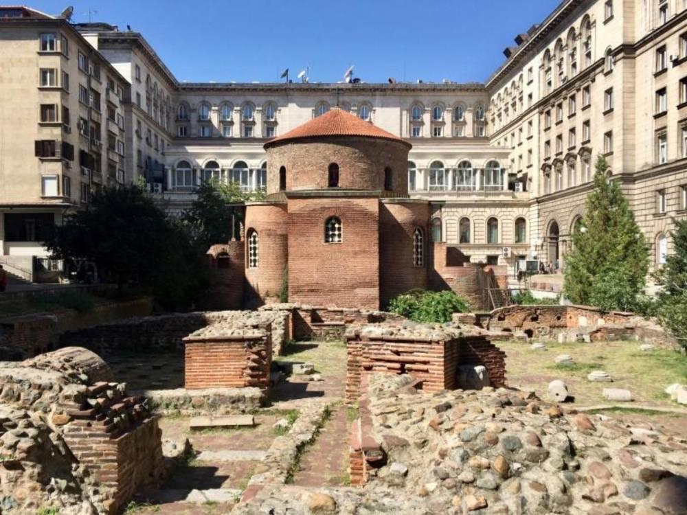 Rotunde des heiligen Georg