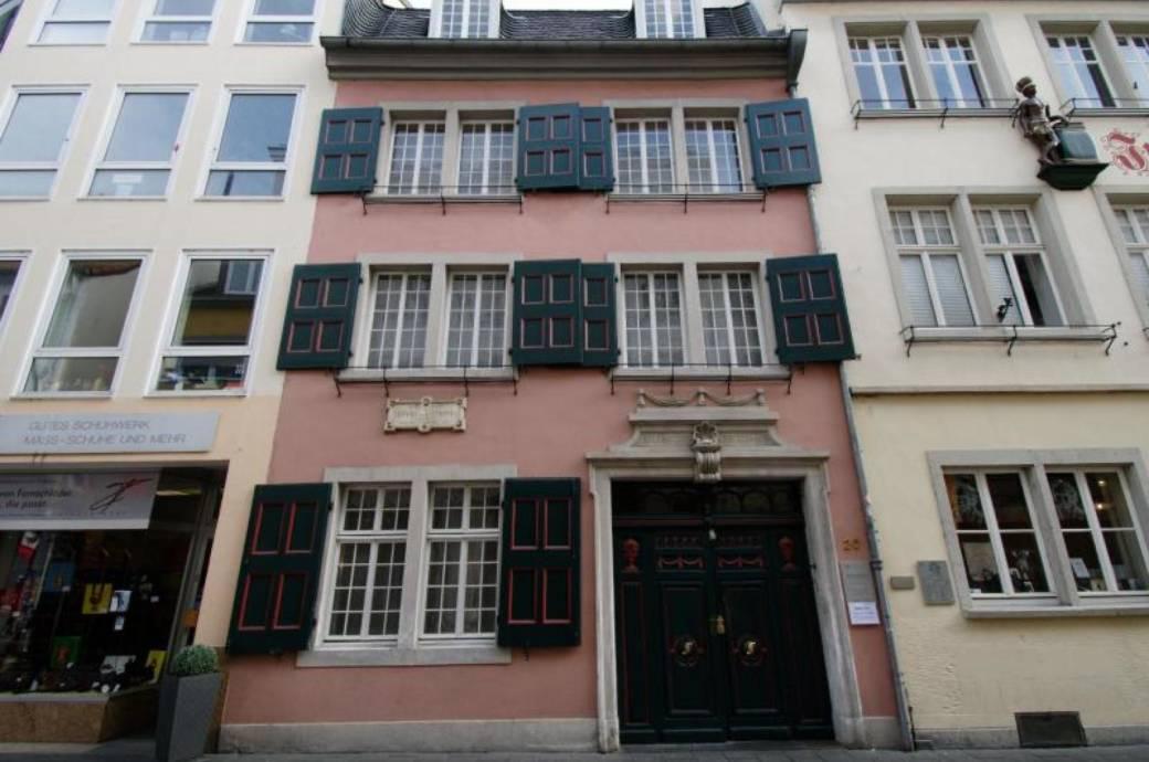 Beethoven-Haus in Bonn wieder geöffnet
