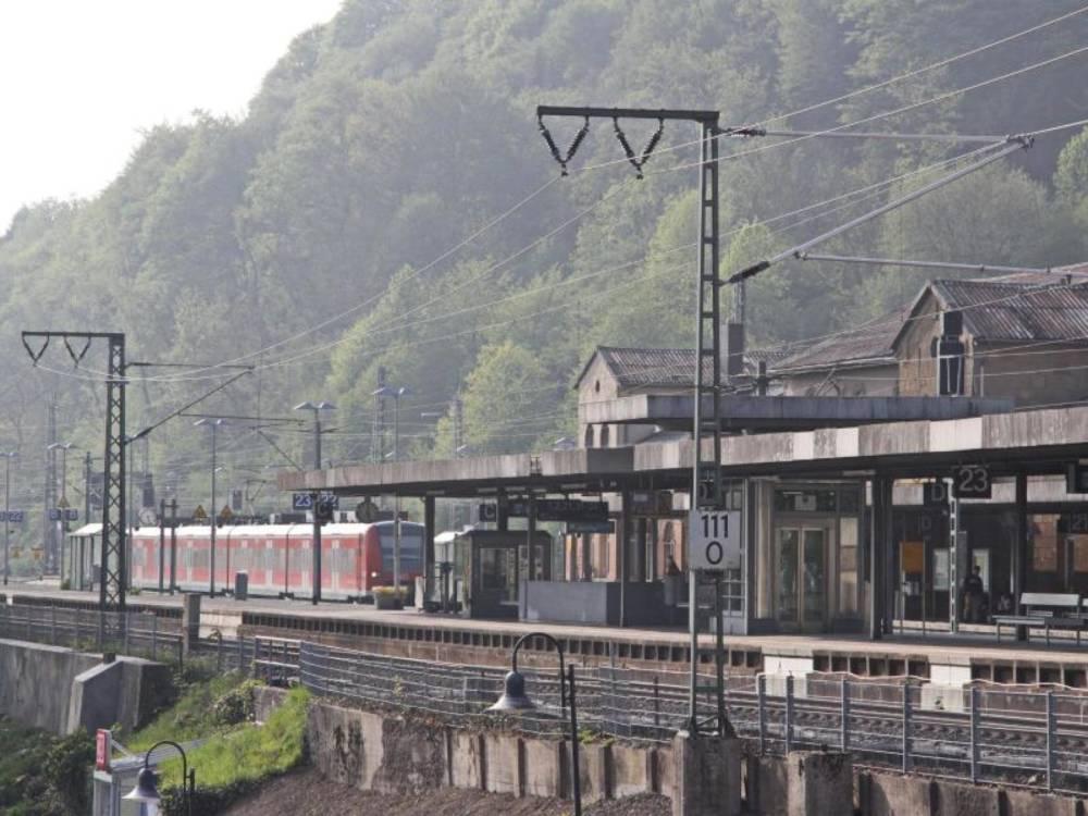 Bahnhof von Altenbeken