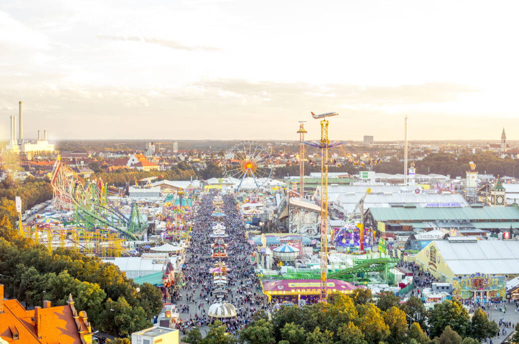 11 Wiesn-Fragen für Oktoberfest-Neulinge