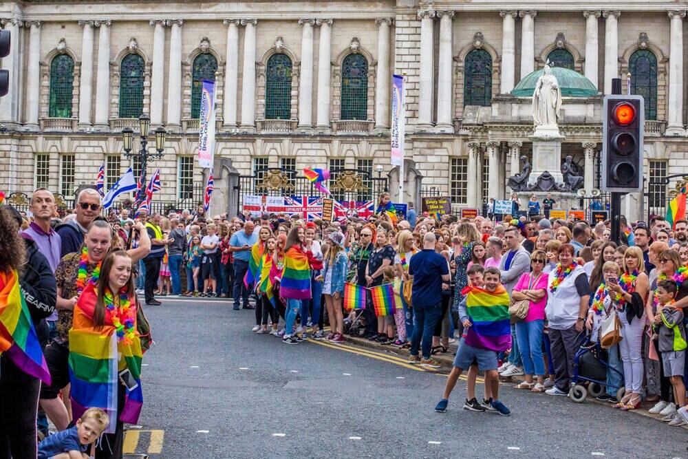 Pride in Belfast