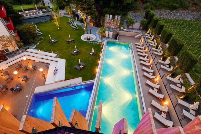 Das Spa des Resort Lindenhofs wurde mit dem ersten Platz ausgezeichnet