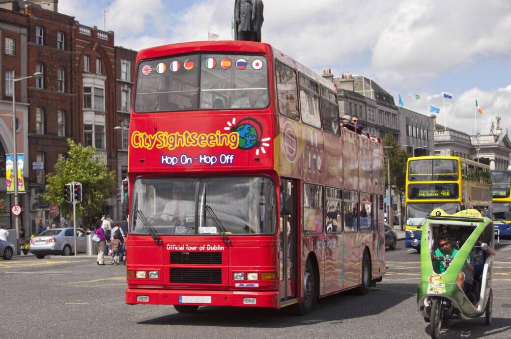 Dublin, Bus