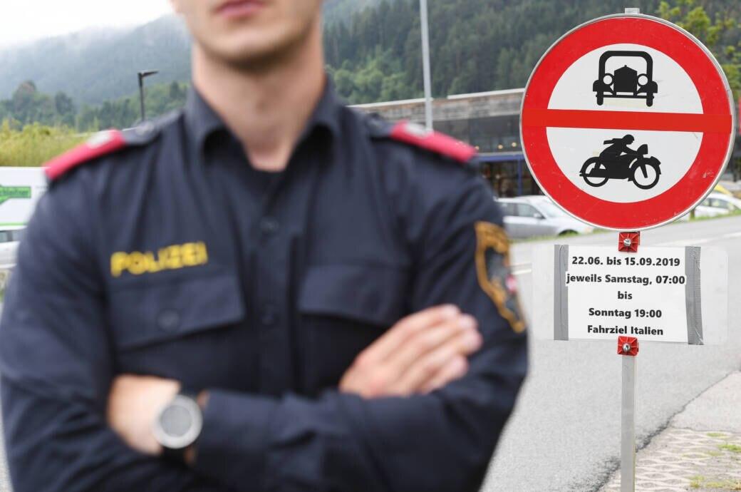Tirol weitet Fahrverbote auf die Winter-Saison aus