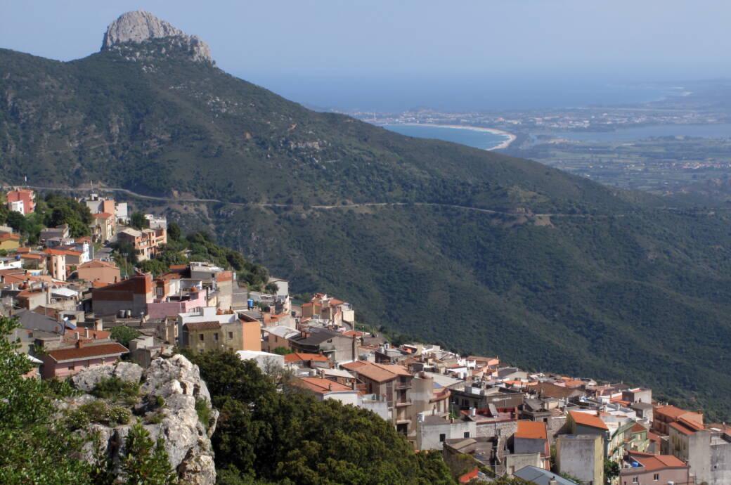 Baunei, Sardinien