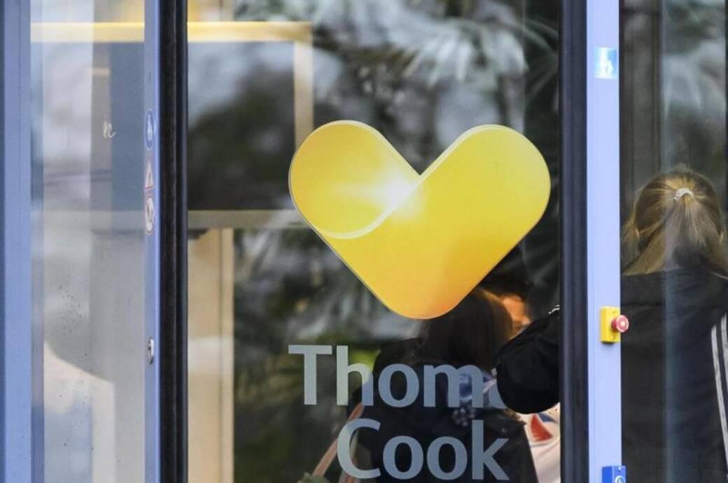 Deutsche Zentrale von Thomas Cook