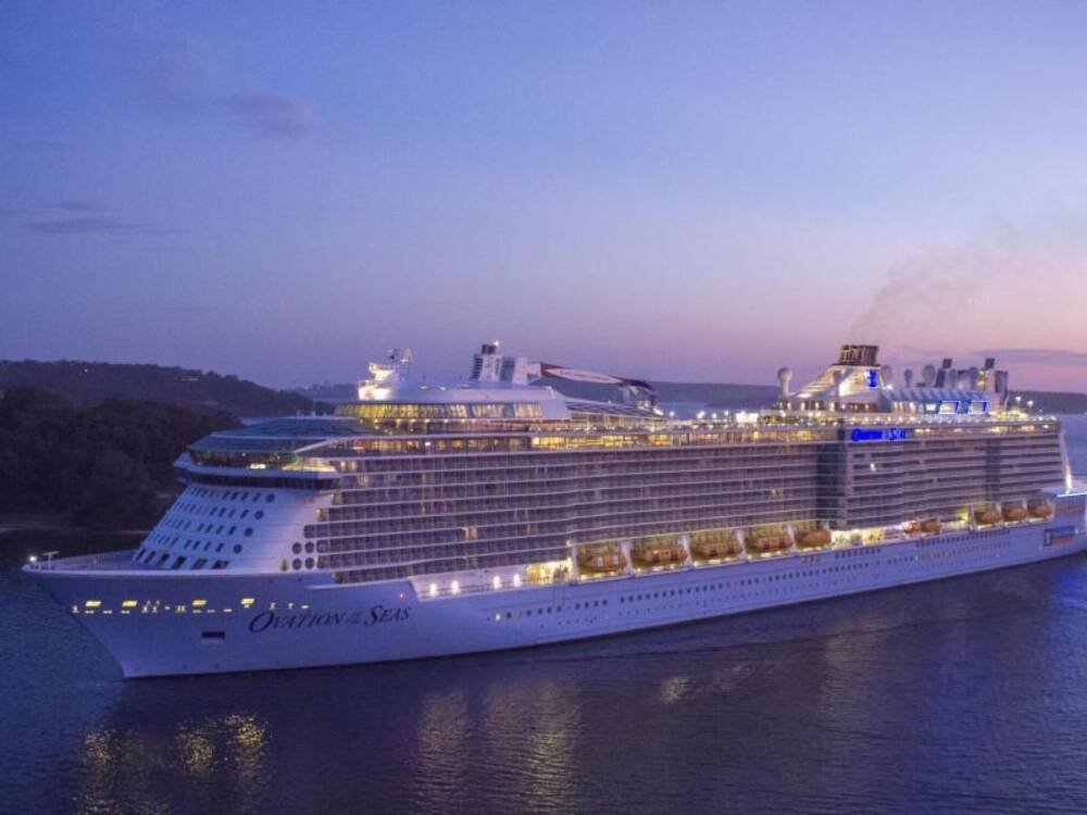 «Odyssey of the Seas»