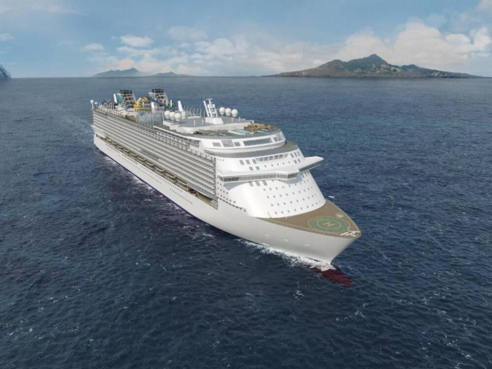 Global Class von Dream Cruises