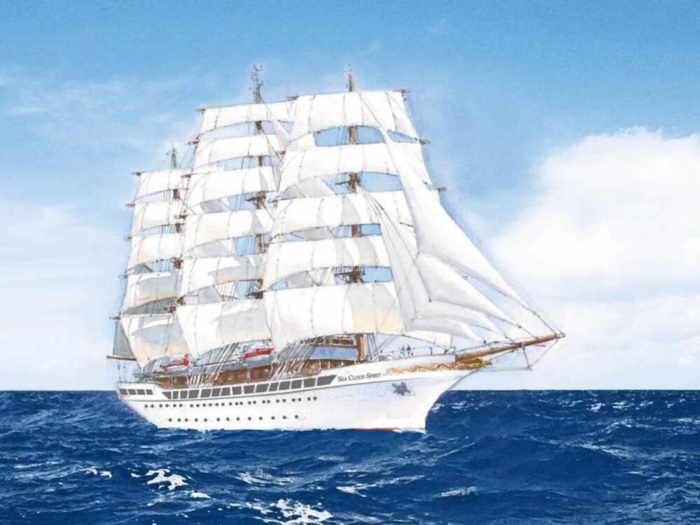 «Sea Cloud Spirit»