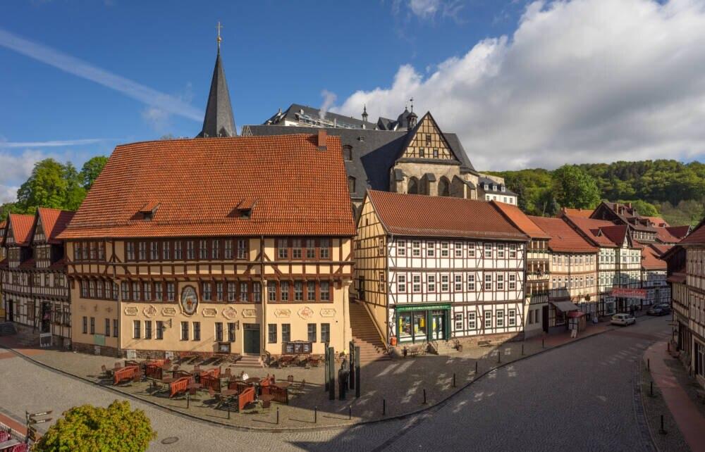 Stolberg steht komplett unter Denkmalschutz – das ist einzigartig in Deutschland