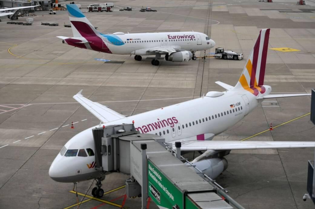 Lufthansa: Töchter-Airlines vor Streik am Sonntag