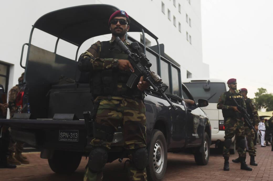 Militär in Pakistan