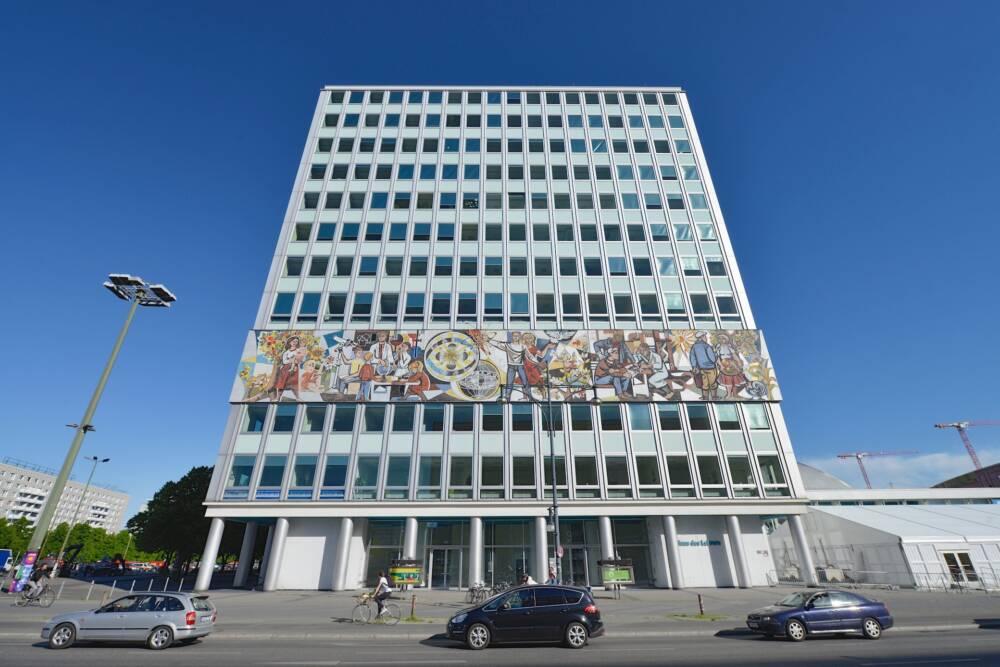 Haus des Lehrers Berlin Deutschland