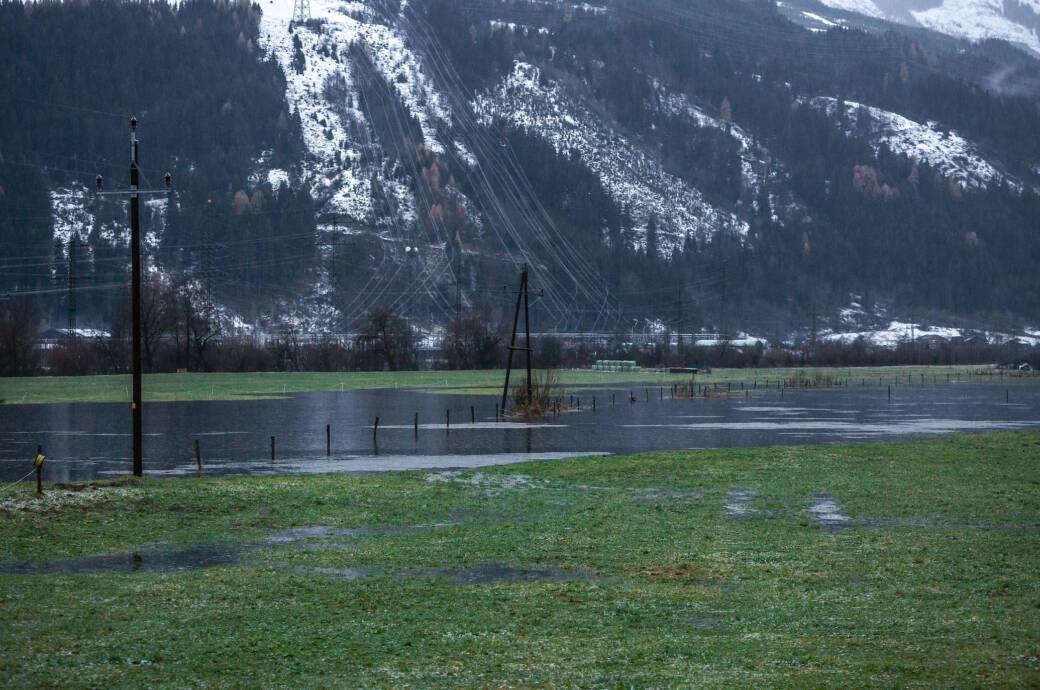 Österreich Hochwasser