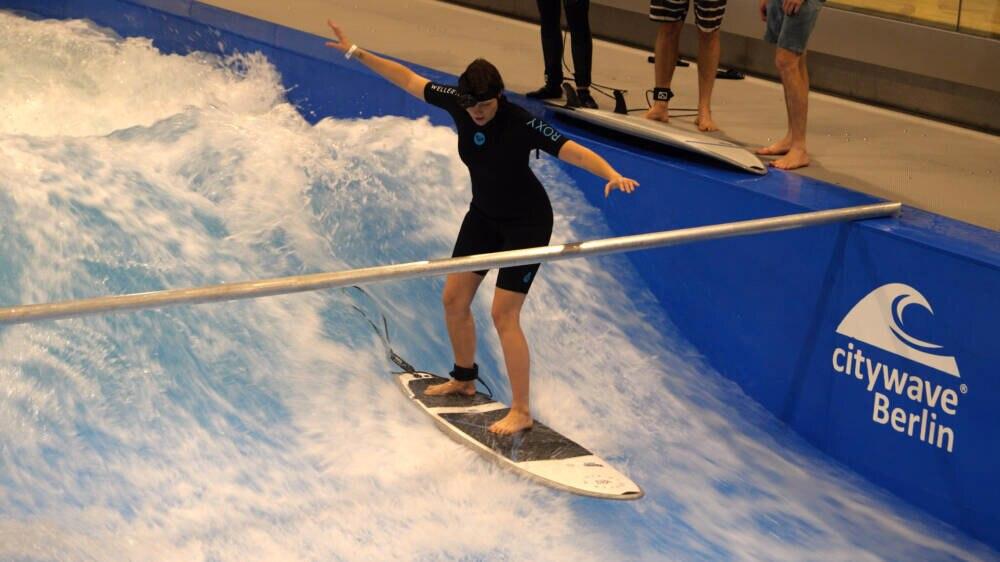 Surfwelle Berlin