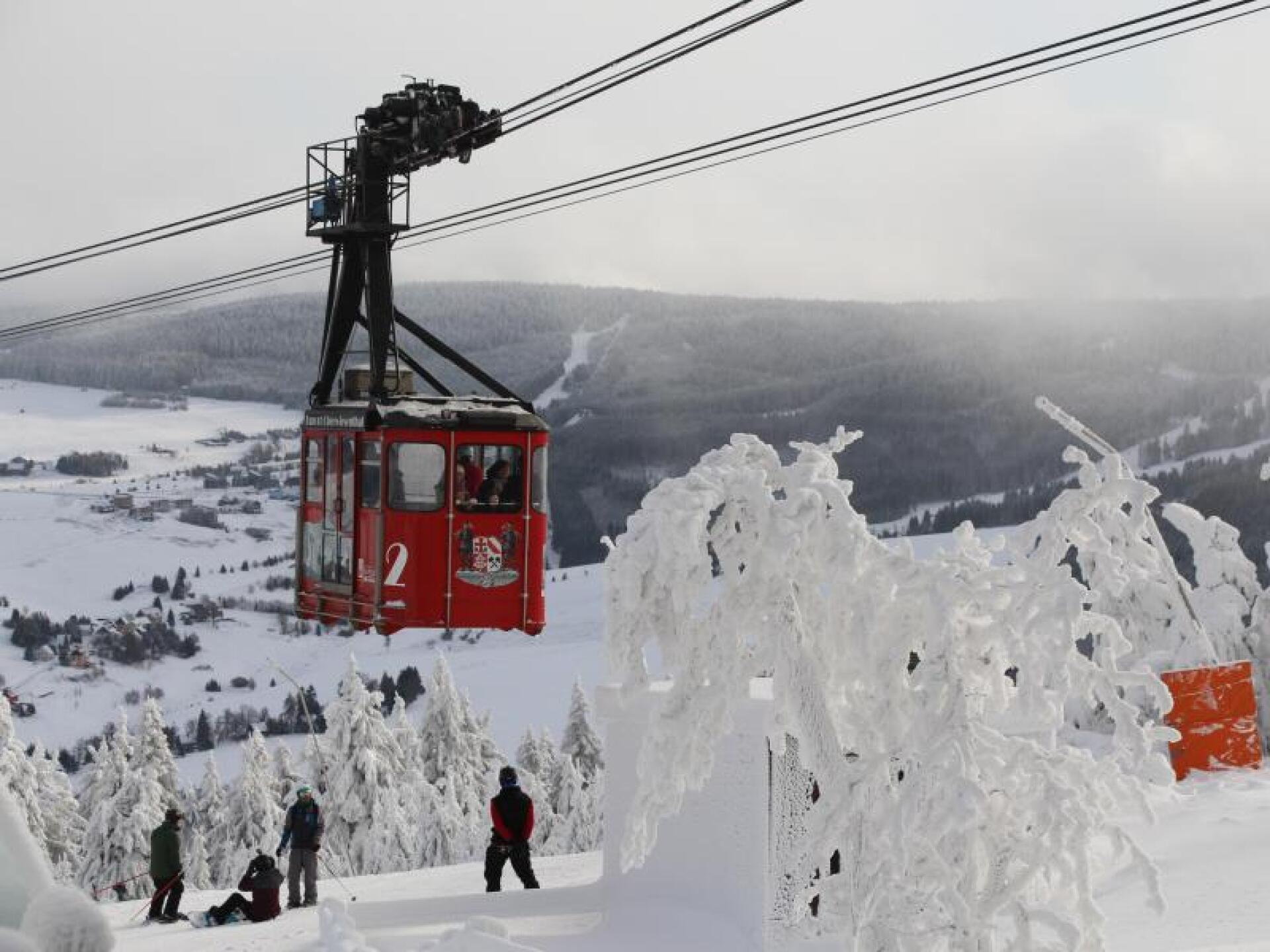 Deutsche Mittelgebirge im Winterurlaubs-Check