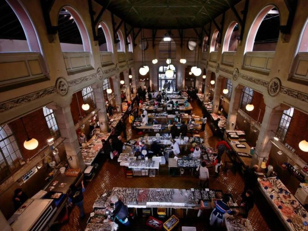 Fischmarkt von Rijeka