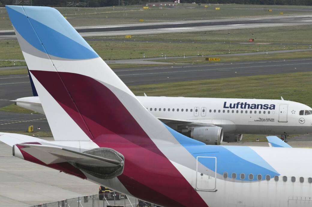 In Zukunft sollen die Langstrecken der Lufthansa-Tochter Eurowings von einer neuen Airline bedient werden