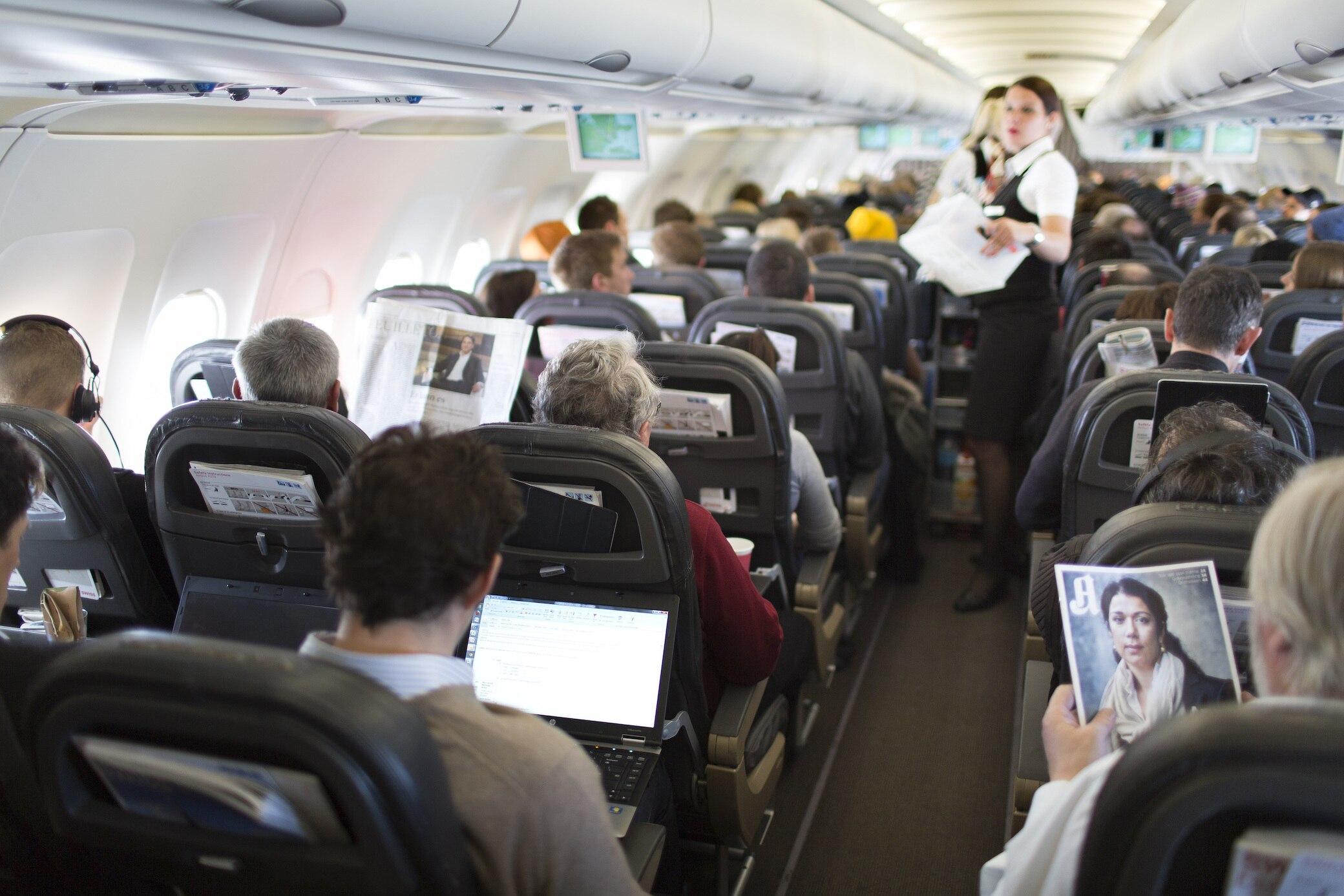 So schlimm benehmen sich manche Fluggäste!