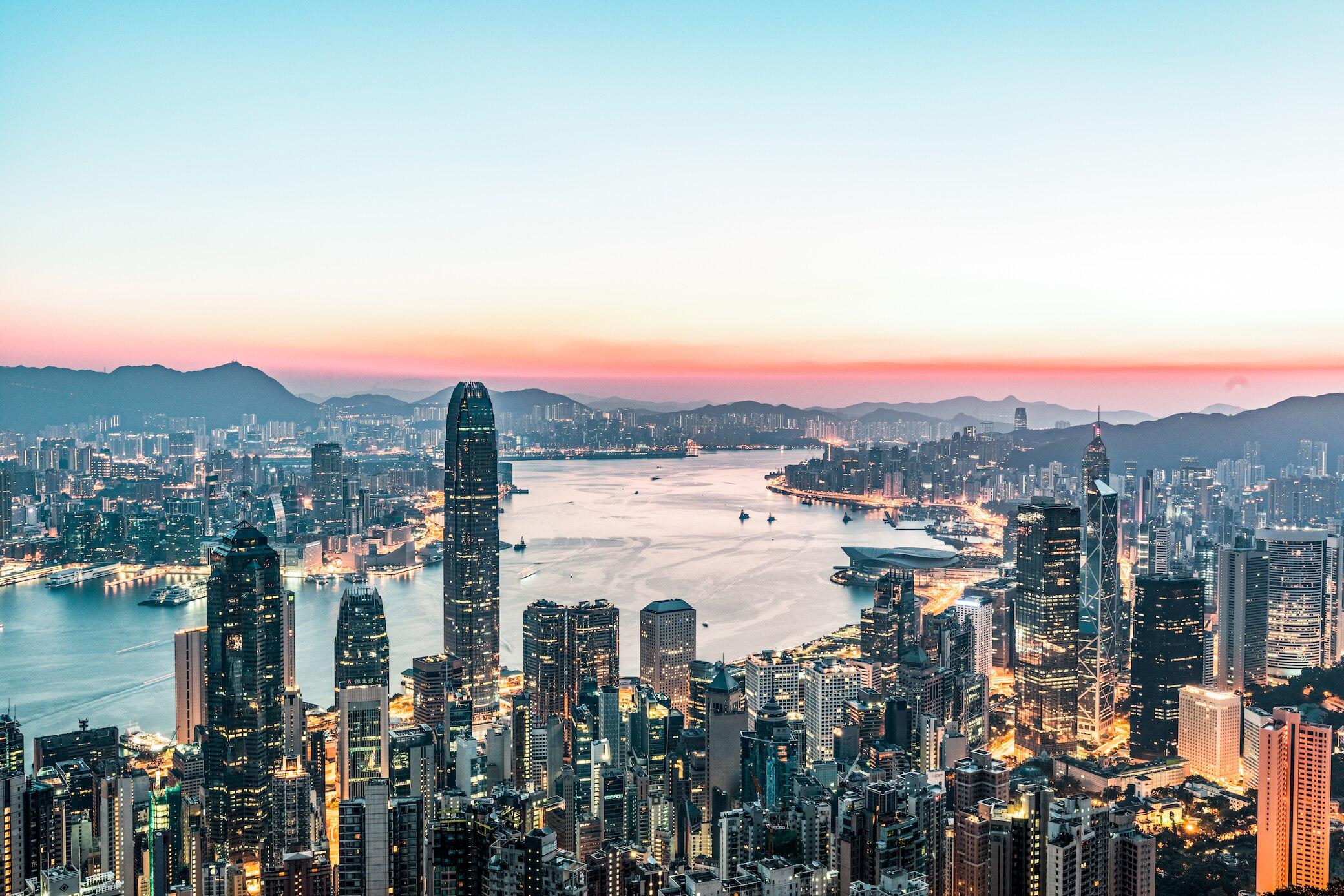 In diese Metropolen reisten 2018 die meisten Touristen