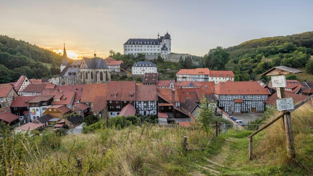 So ist es im schönsten Dorf Deutschlands