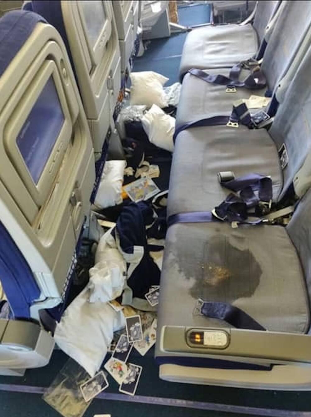 Fotos aus dem Flugzeug